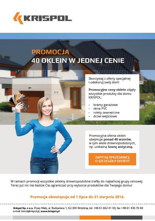 krispol_promocja_40_oklein_w_jednej_cenie